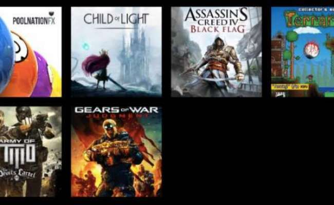 Games With Gold April 2015 List Fires Shots To Sony