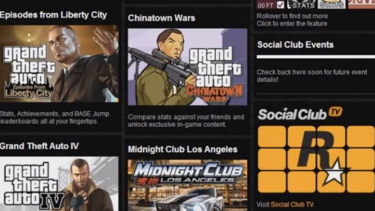 GTA V Social Club TV leak leads to ban  Product Reviews Net