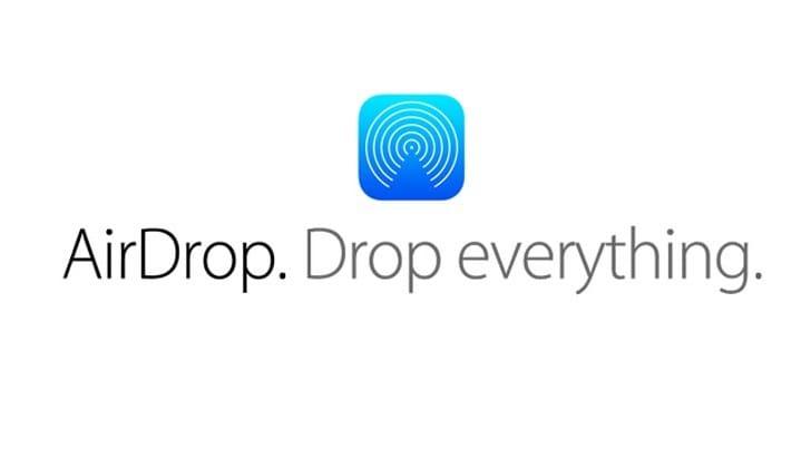 iOS 7 AirDrop to Mac desired with Mavericks