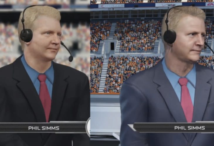 Madden 25 PS4 Vs PS3 Xbox 360 Graphics With Complaints