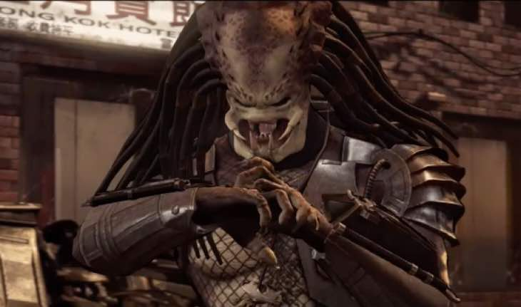 Predator MKX DLC Release Time For PS4 Xbox One Product Reviews Net
