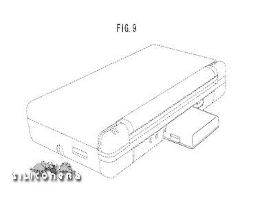 Nintendo file patent for mystery DS cartridge device