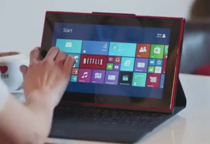 Nokia Lumia 2520 Vs IPad Air Ad Mocks Battery Life Product Reviews Net