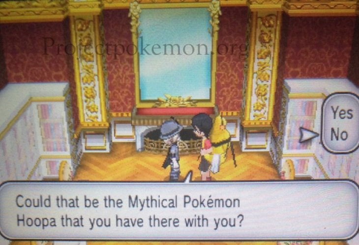 Pokemon X And Y Volcanion Hoopa Event Dialogue Product