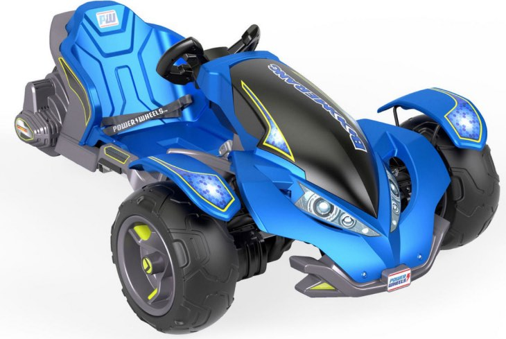 Power Wheels Boomerang 12 Volt Ride On reviews are flawless  Product Reviews Net
