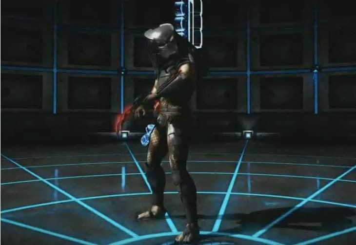 Predator Mortal Kombat X DLC Release Silence Product Reviews Net
