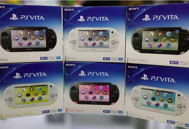 PS Vita Slim Unboxing UK US Release Still MIA Product Reviews Net