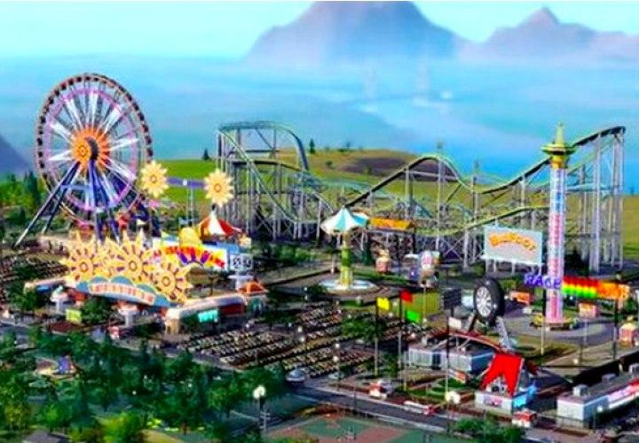 Sim City Amusement Park DLC Vs Bug Fixes Product Reviews Net