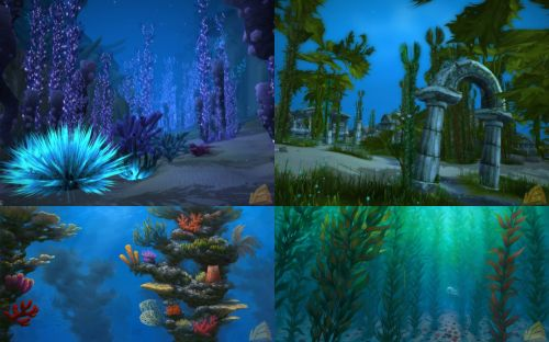 Wow World Of Warcraft Cataclysm Screens Of Sunken City