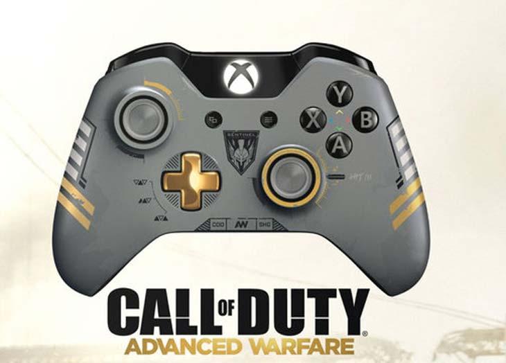 COD Advanced Warfare LE Xbox One Controller In UK USA