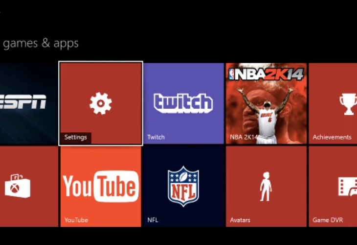Xbox One Live Stream Confirms YouTube Launch App Product