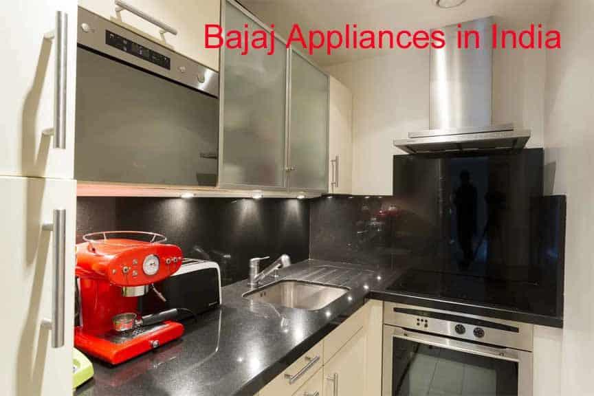 Best Bajaj Appliances in India