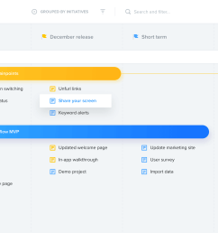 rally everyone around your roadmap in productboard [ 2360 x 1400 Pixel ]