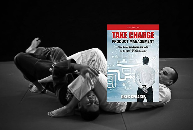 Take charge product management by Greg Geracie