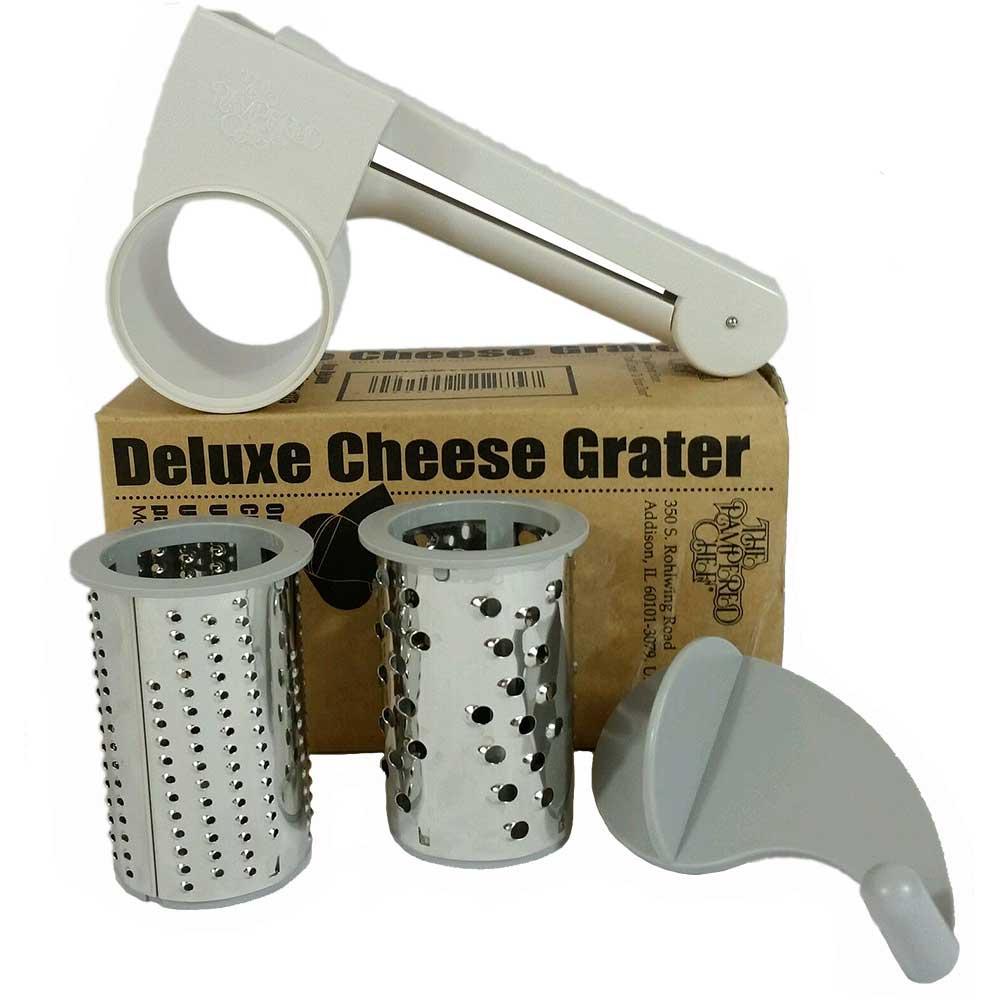 pampered chef cheese grater