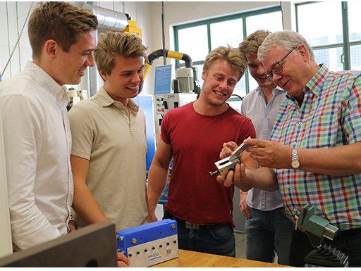 Projektkursen gav utdelning för både studenter och företag