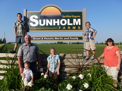 Les fermes Sunholm