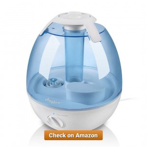 Anypro Ultrasonic Cool Mist Humidifier, Anypro 3 5L 1 58