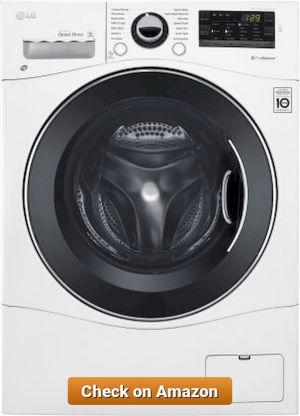 LG WM3488HW 24 Washer Dryer Combo Fix