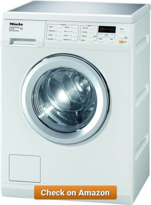 Miele W3038 24 Front Load Washer Fix