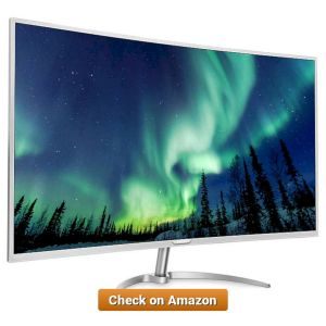Philips BDM4037UW 40 Inch Curved 4K LED Monitor (5) 46