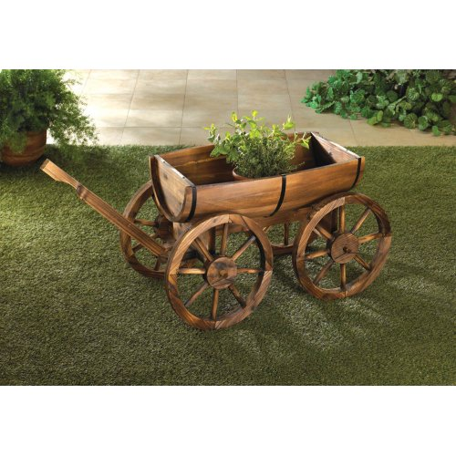 Decorative Outdoor Wagons