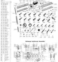 lockformer machinery parts diagrams model 8900 super speed cleatformer lockformer machinery parts diagrams model 8900 super speed cleatformer pdf  [ 1889 x 2286 Pixel ]