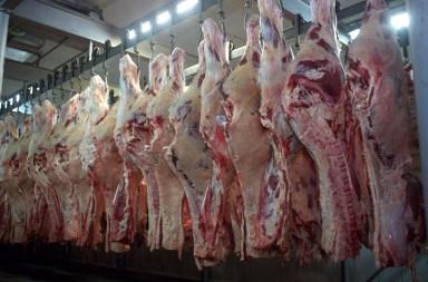 En diciembre de 2017 Paraguay envió casi 10 000 t de carne congelada a Rusia.