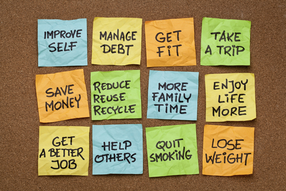 Image result for picture New Year's resolutions