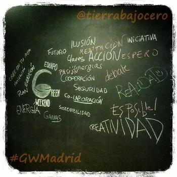 ideas en GWMadrid
