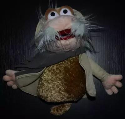 Marioneta del fraggle tío Matt