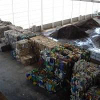 materiales recuperados