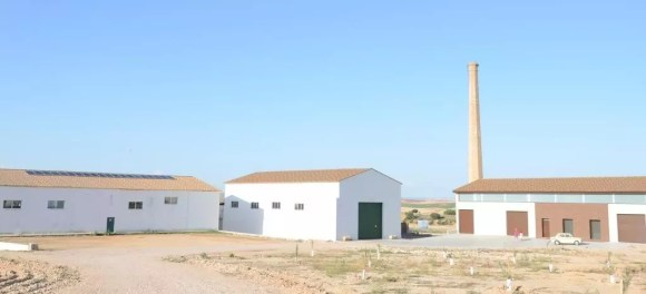 La almazara sostenible de Olivares de Altomira