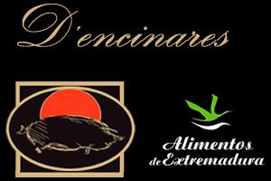 D'encinares - Productos de Extremadura
