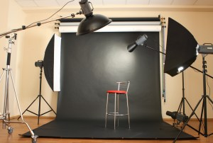 professional photo product studio