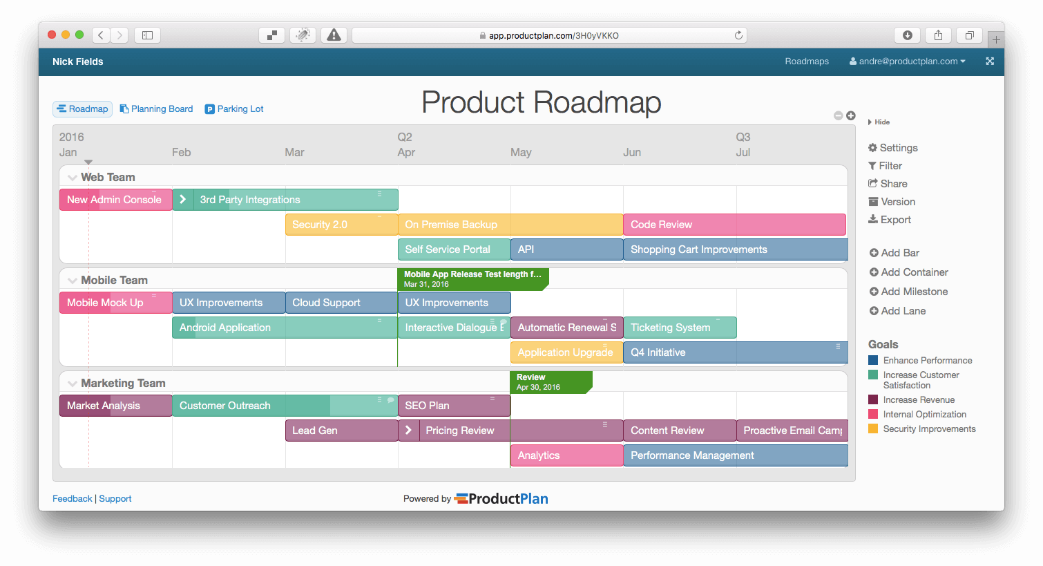 Integrate Your Roadmap Into Atlassian Confluence