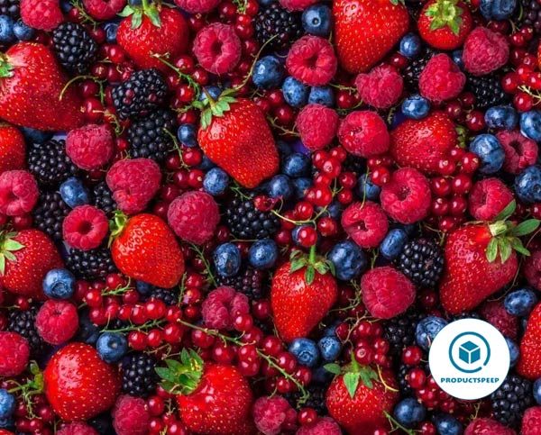 Berries - Food for ketogenic Diet