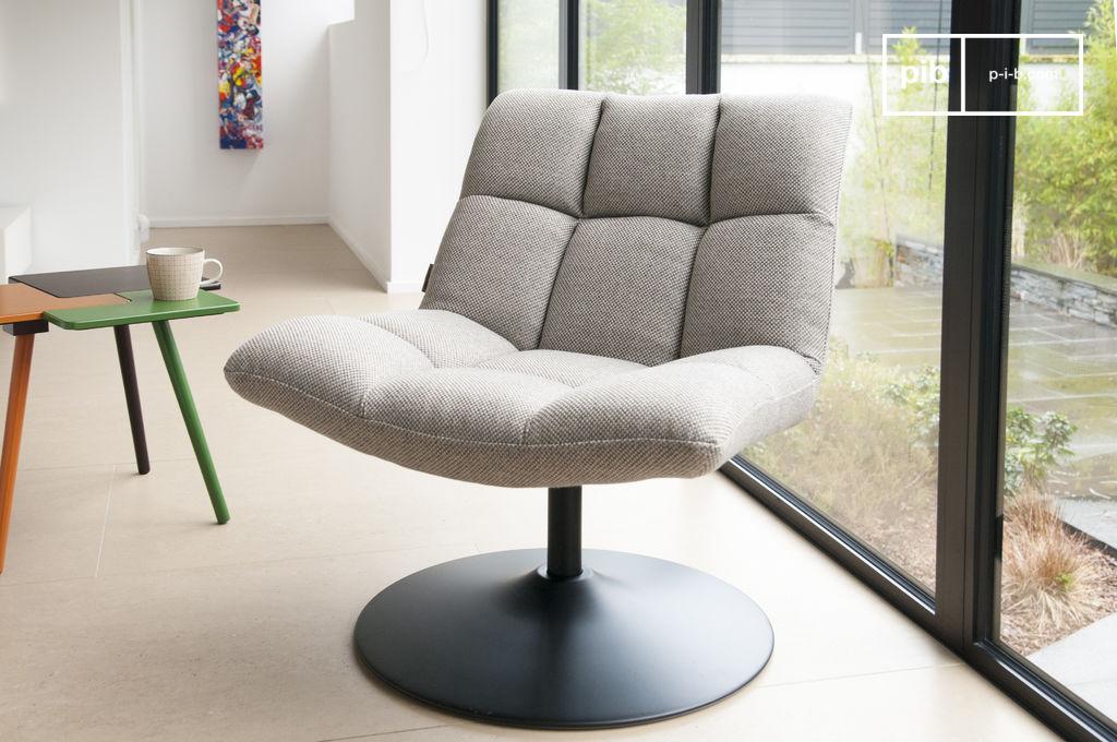 Fauteuil lounge Mesh  Summum du confort  pib