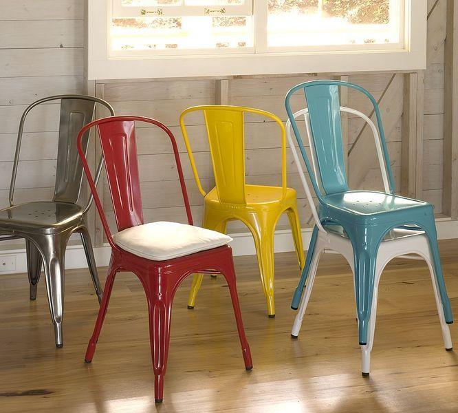 chaises tolix des icones du mobilier