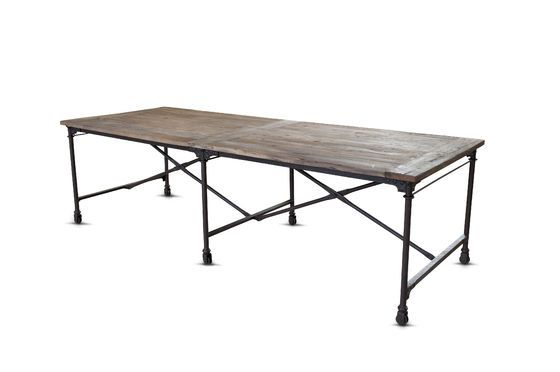 Grande table de tapissier  Charme rtro  pib
