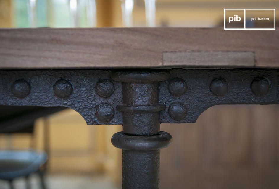 grande table de tapissier extensible