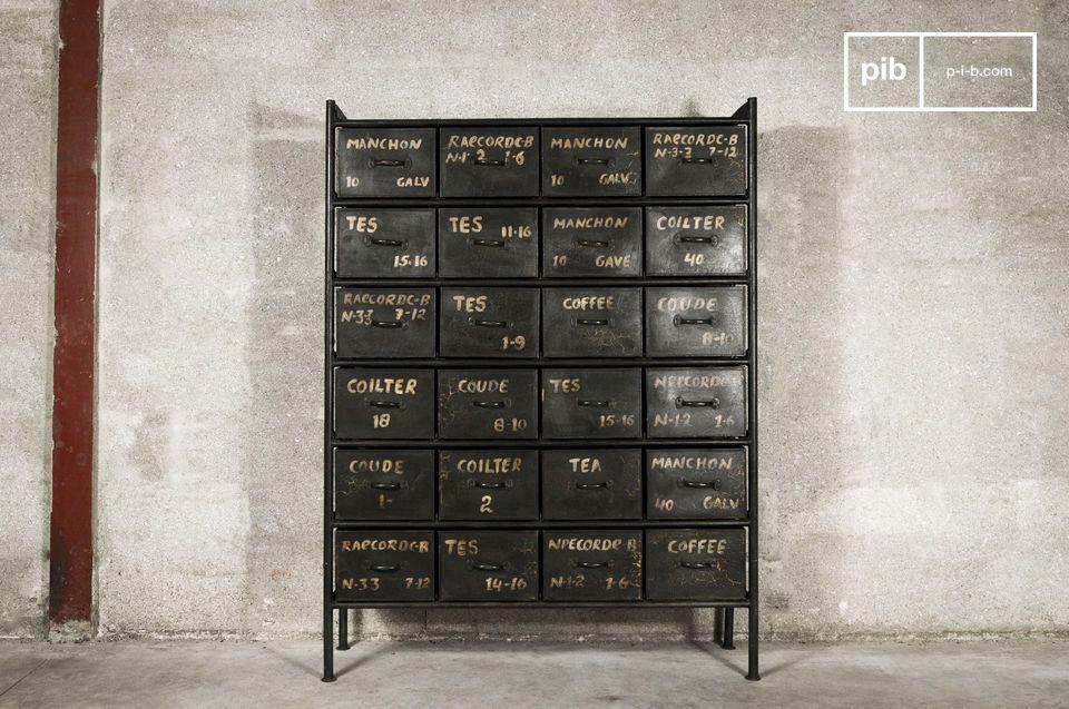 meuble d atelier 24 tiroirs