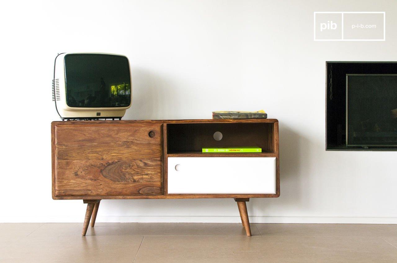 meuble tv scandinave 1969