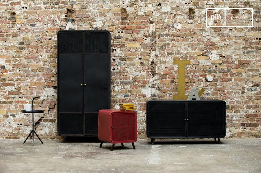 meuble vintage la mode du style retro