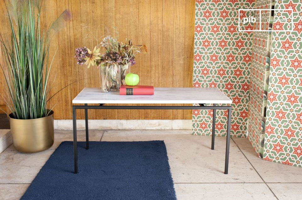 table basse en marbre varmalio