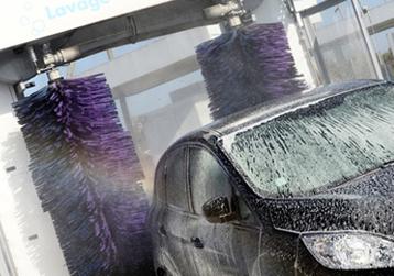 Produits de lavage auto pour station automatique carwash