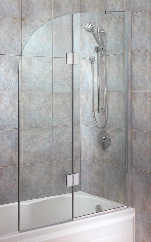 Trackless Bathtub Shower Doors Shapeyourminds Com