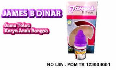 distributor james b dinar