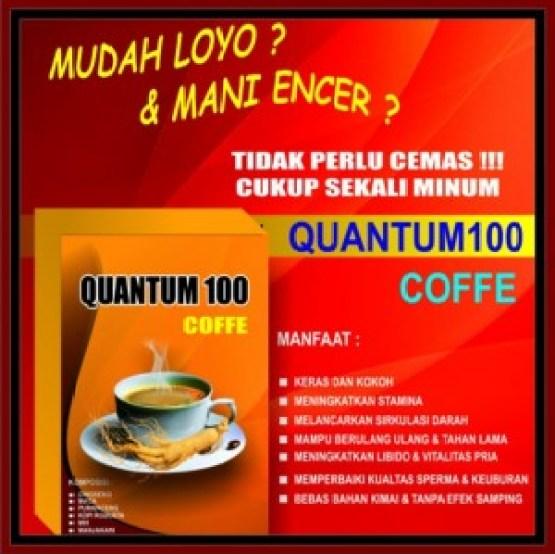 quantum 100 cofee