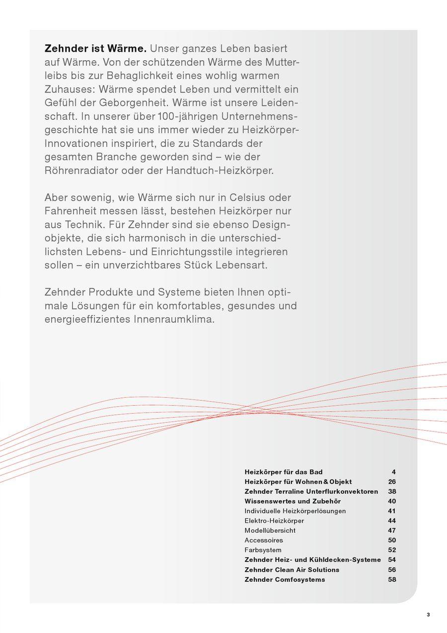 Design-Heizkörper Für Bad Und Wohnraum 2013 Von Zehnder Heizkörper